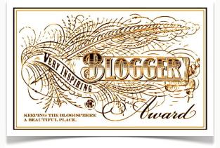 WordPressVeryInspiringBloggerAward