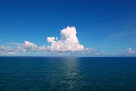 """Clouds over the Atlantic Ocean"" by Tiago Fioreze"