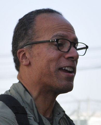 Lester Holt, Sept. 25, 2012, before departing Kandahar Airfield, Afghanistan.